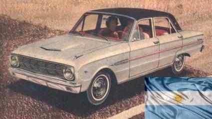 A 58 años del primer Ford Falcon