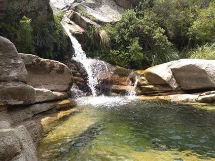 Conectarse con la naturaleza; Baños romanos en San Luis